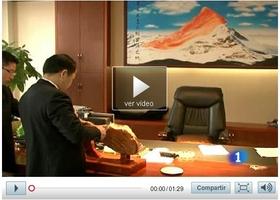 Portada del vídeo sobre el jamón chino