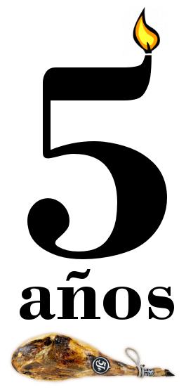 5 aniversario IberGour.com
