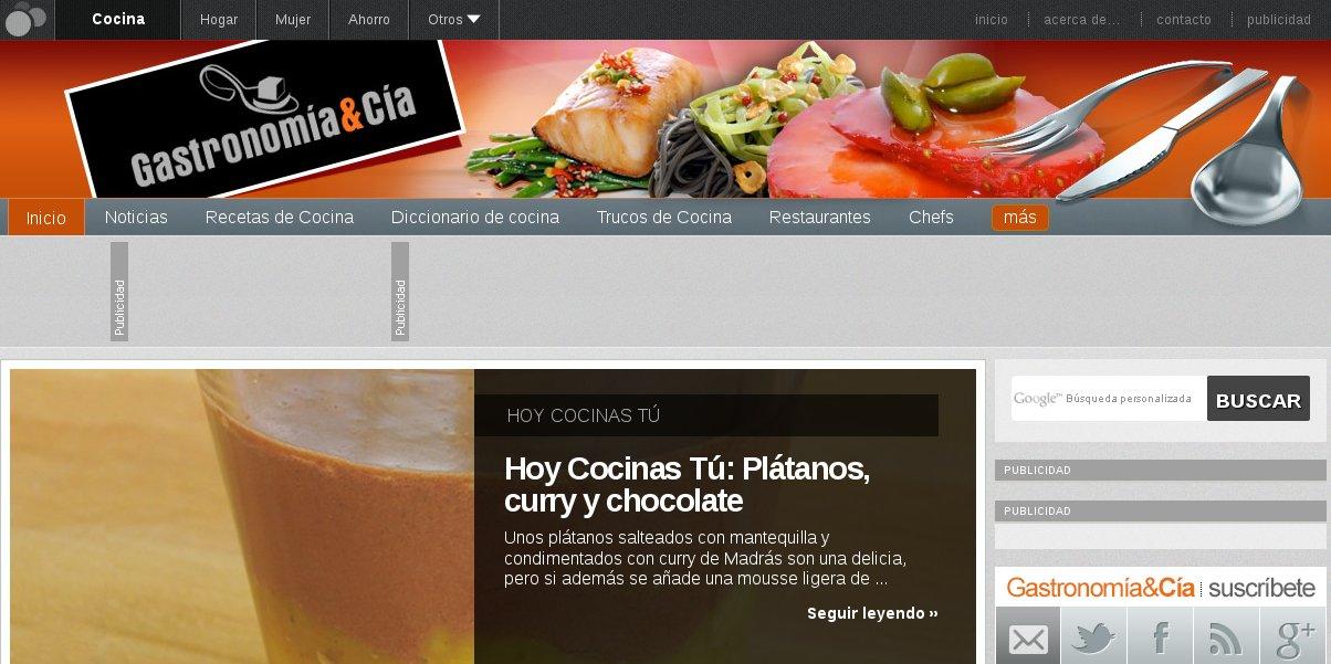 Gastronomía & Cía
