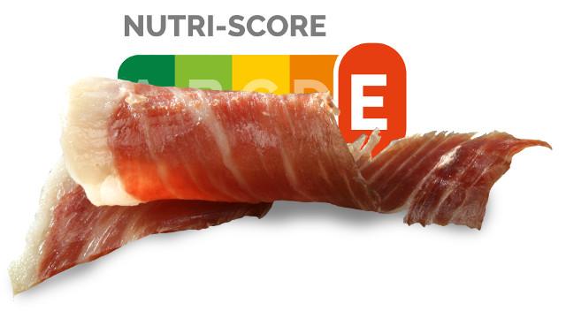Nutri-Score Jamón: Una injusta mala nota