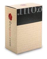 Caja para Salchichón ibérico de bellota de Extremadura en lonchas, cerrada