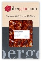 Chorizo Joselito ibérico de bellota en lonchas en un estuche