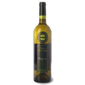 Vino blanco con crianza Finca El Carril Valeria 2012, D.O. Manchuela