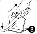 Cómo afilar hojas de cuchillos muy gastadas