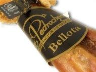 Precinto y vitola del jamón ibérico de calidad Bellota