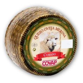 Queso de oveja merina Covap