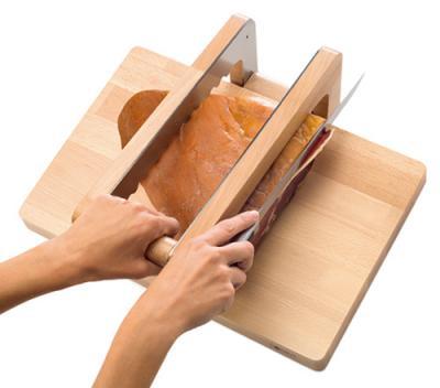 Soporte jamonero para jamón y paleta deshuesado